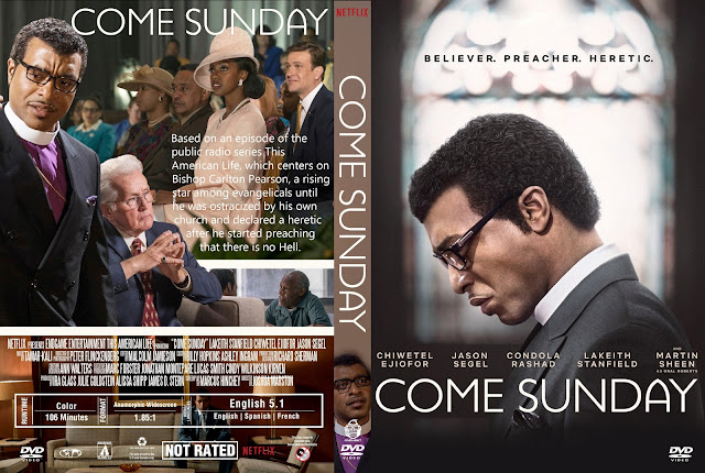 Come Sunday DVD Cover