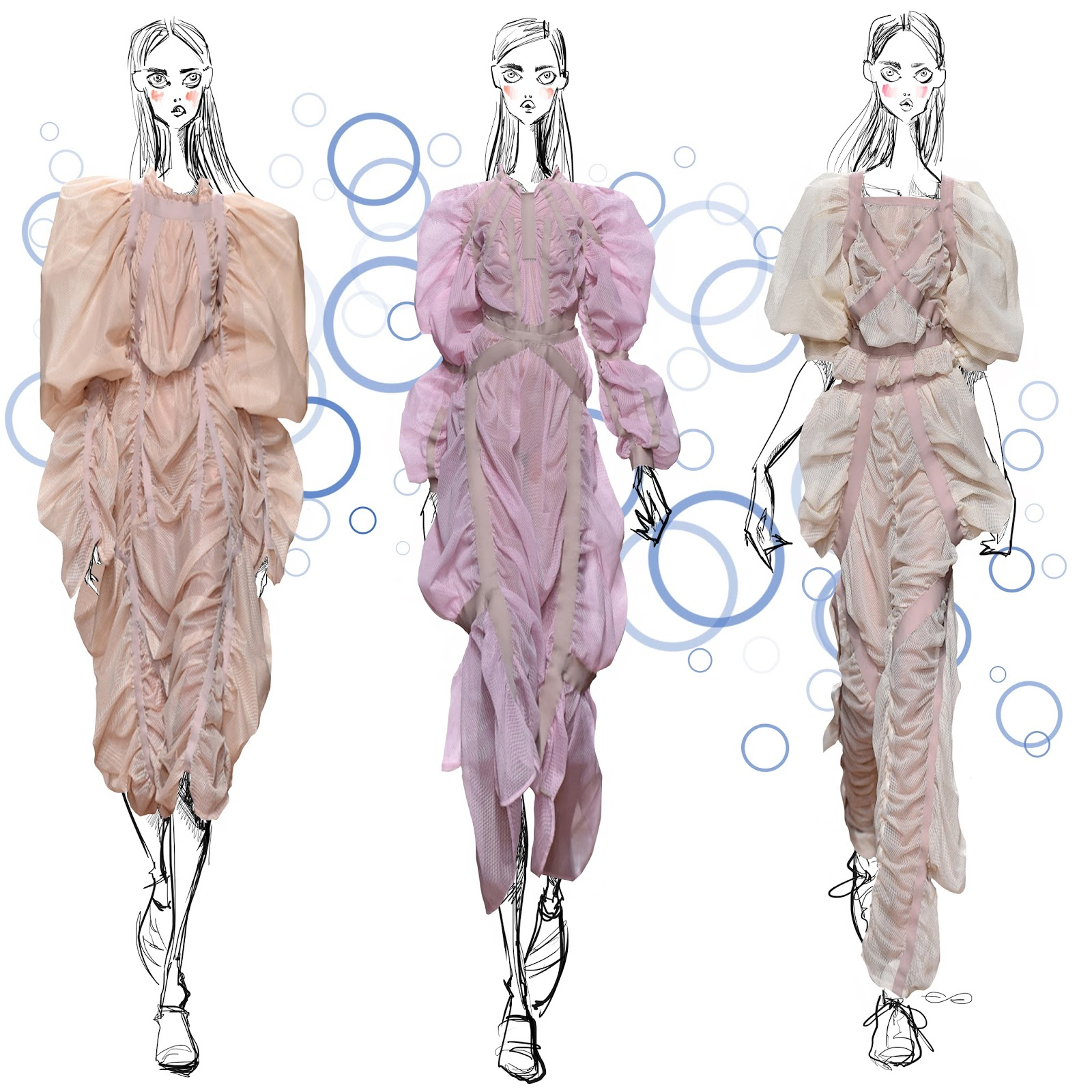 Watch - Sketches Outfit designs for summer video