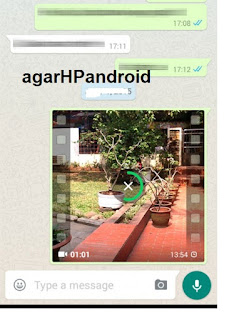 Cara Mengatasi Whatsapp Eror tidak bisa kirim gambar video BB android