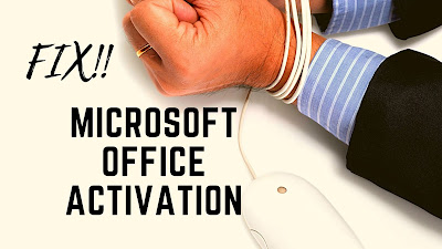 Trick Menghilangkan MICROSOFT OFFICE Activation