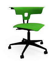 Ruckus Polypropylene Chair