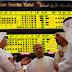 انخفاض أسواق الأسهم الخليجية اليوم