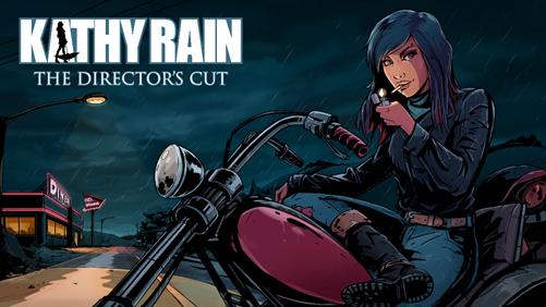 """Kathy Rain: Director's Cut"" ya está disponible"