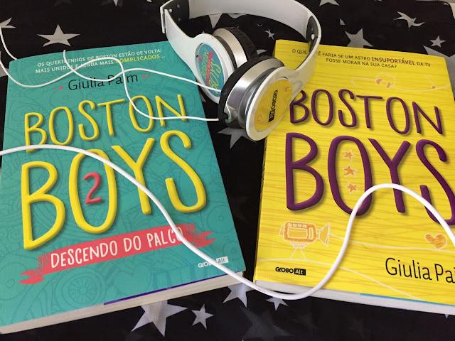 Resenha Livro Boston Boys
