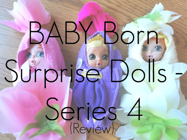 (AD/Review) BABY Born Surprise Series 4