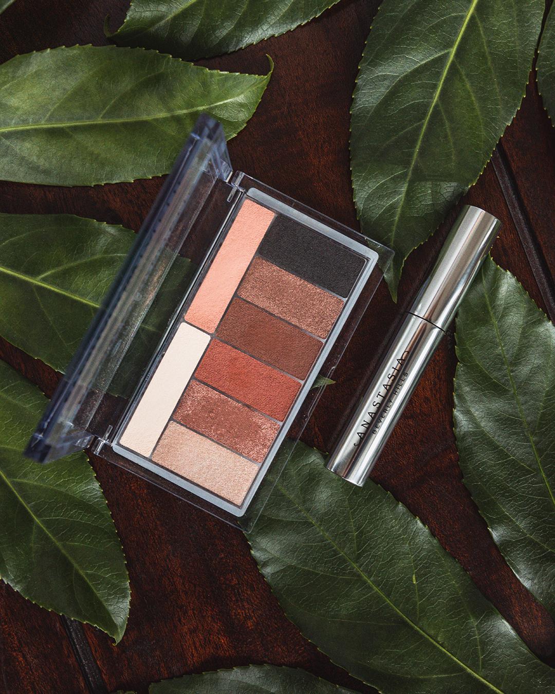 Ulubione kosmetyki do makijażu Bell Hypoallegenic paleta cieni, Anastasia Beverly Hills Clear Brow Gel