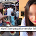 This beautiful sampaguita vendor captures netizens attention