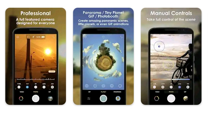 Aplikasi kamera yang lagi ngetren