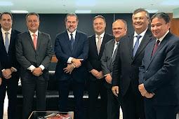 Governador se reúne com o presidente do STF para tratar sobre julgamento dos recursos do Fundef