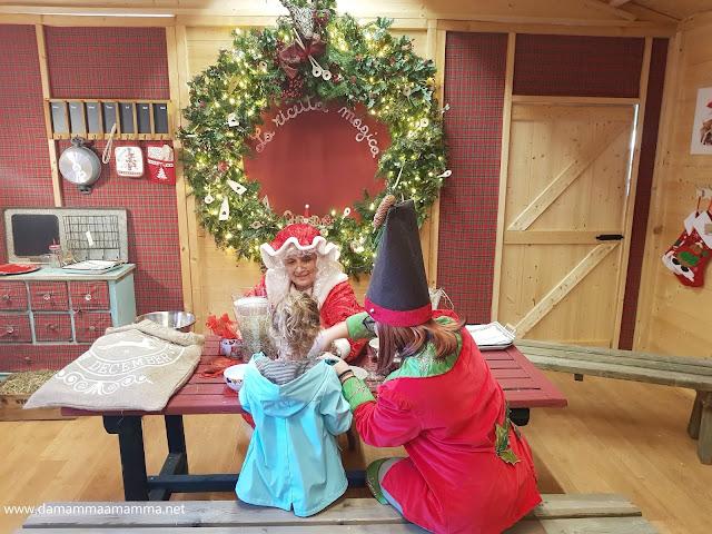 Entra nella magia del Natale nel Villaggio di Natale Flover