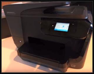 HP OfficeJet Pro 8710 Wireless Printer Setup