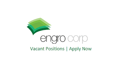 Engro Corp April Jobs In Pakistan 2021 Latest | Apply Now