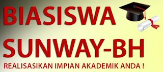 Biasiswa Sunway Berita Harian Scholarship
