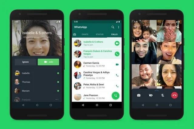 المكالمات الجماعية,حل مشكلة المكالمات في الواتس اب,طريقة تفعيل مكالمات الفيديو على الواتساب,ميزة مكالمات الفيديو على الواتساب,واتساب,مكالمات فيديو واتس اب,تفعيل مكالمات الفيديو للواتس اب,دمج المكالمات الجماعية,مكالمات واتس اب,المكالمة الهاتفية الجماعية,تعرَّف على طريقة تفعيل مكالمات الفيديو الجماعية في «واتساب»,مكالمات الواتساب,الواتساب,حل مشكلة عدم دمج المكالمات الجماعية,تفعيل مكالمات فيديو واتس اب,مشكله عدم دمج المكالمات الجماعية whatsapp group video call,whatsapp group call,whatsapp group video calling,how to do group video call on whatsapp,whatsapp,whatsapp group voice call,whatsapp group audio call,whatsapp group calls,whatsapp new feature,whatsapp video call,group video call whatsapp,whatsapp call,whatsapp group calling,whatsapp group video calls,whatsapp group video calling feature,group video calling whatsapp,whatsapp conference call,how to group call whatsapp