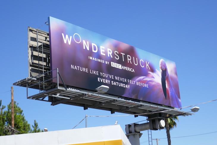 Wonderstruck BBC America billboard