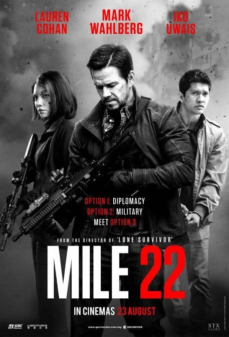 Mile 22 (2018) Dual Audio 720p | GDRive | English + Hindi | Watch Online