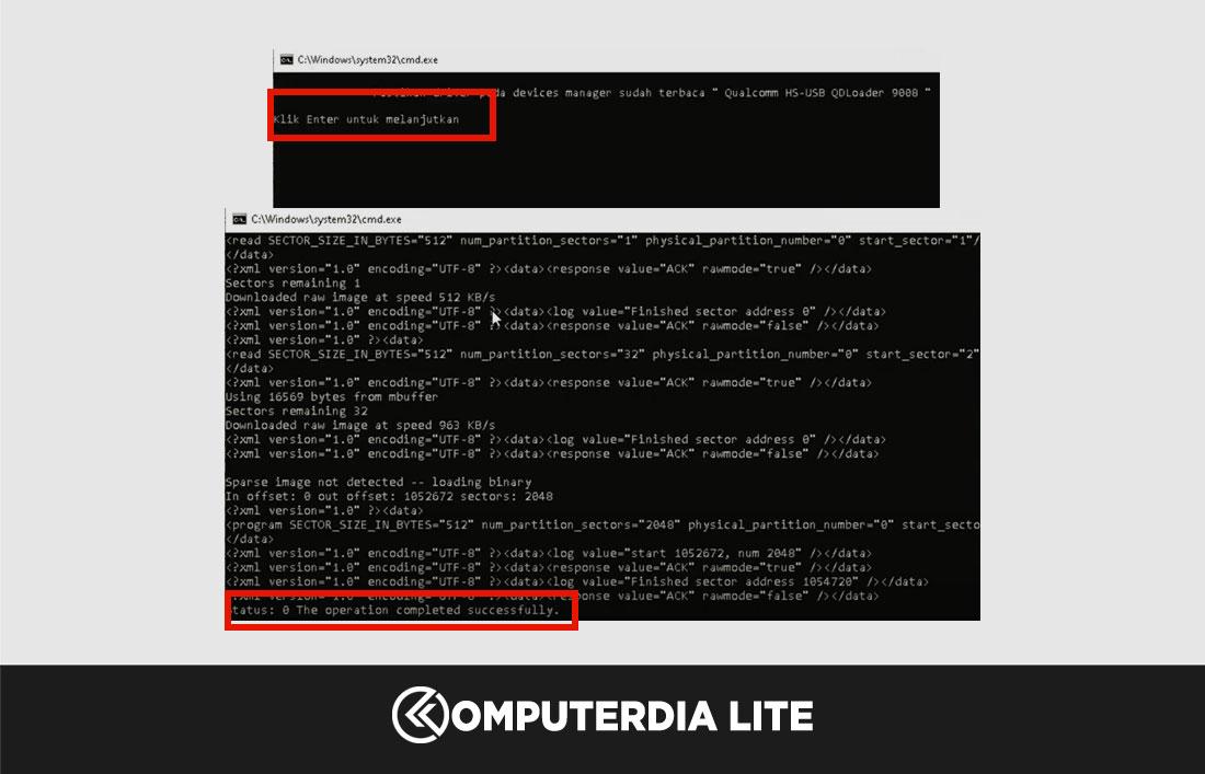 4 Cara Mudah UBL Unlock Bootloader Instan Redmi Note 5A Ugglite tanpa menunggu 72 jam atau menunggu konfirmasi sms xiaomi