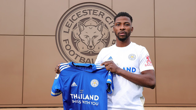 Kelechi Iheanacho extends his Leicester city contract until 2024