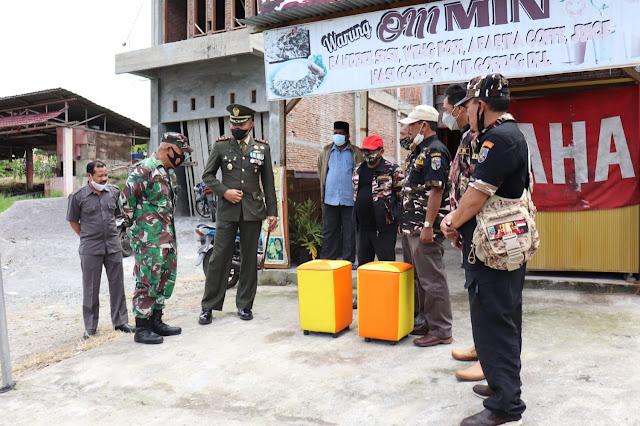 Dandim 0106/Ateng Bangga Kepada FKPPI Kaleng Susu Bisa Jadi tempat duduk