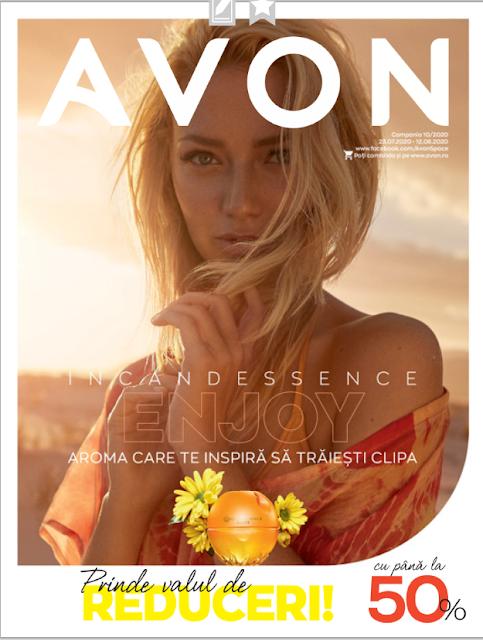 AVON Promotii + Catalog-Brosura  10 2020