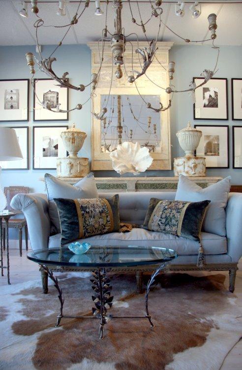 Artsy Living Room: Artsy Annie: Rooms I Love
