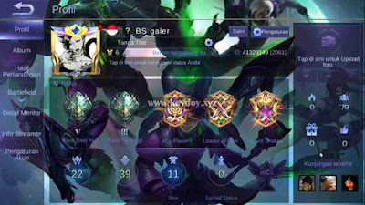Script Background Venom Squad Mobile Legends