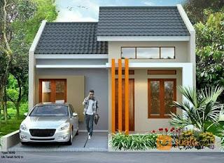 desain rumah sederhana 3 kamar lebar 6 meter - desain
