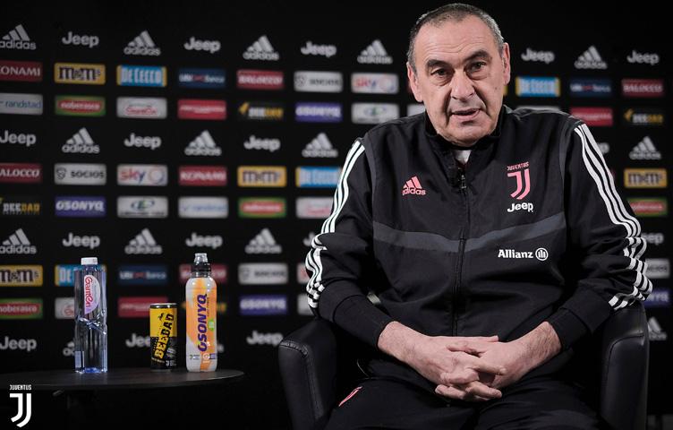 """Sarri: """"Podigli smo kvalitet treninga"""""""