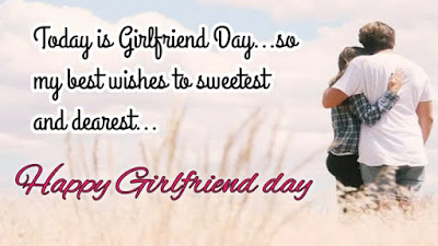 happy national girlfriend day quotes