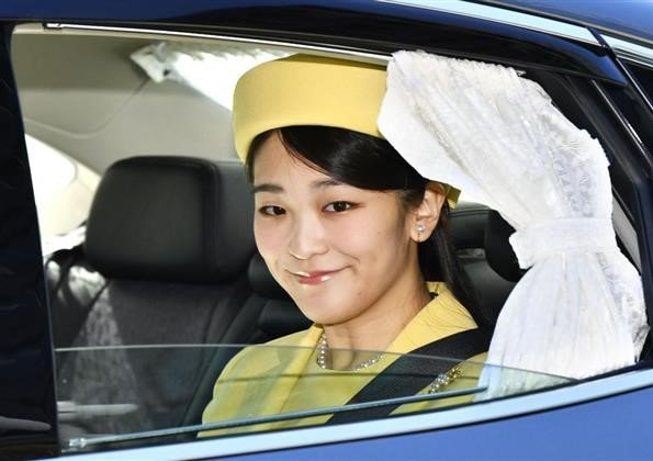 Princess Mako is expected to marry next year to Kei Komuro. Prince Akishino and Princess Kiko