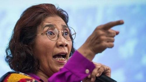 Dituding Sumbang Aksi 212 hingga Dicap Kadrun, Susi Pudjiastuti Geram: Buktinya Apa?