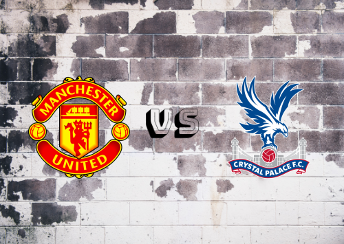 Manchester United vs Crystal Palace  Resumen y Partido Completo