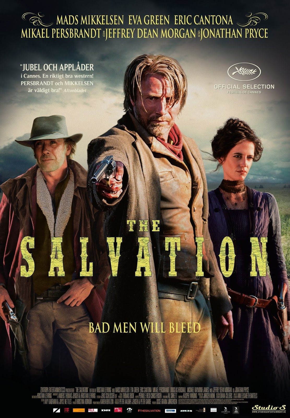 FAR WEST: THE SALVATION (2014)