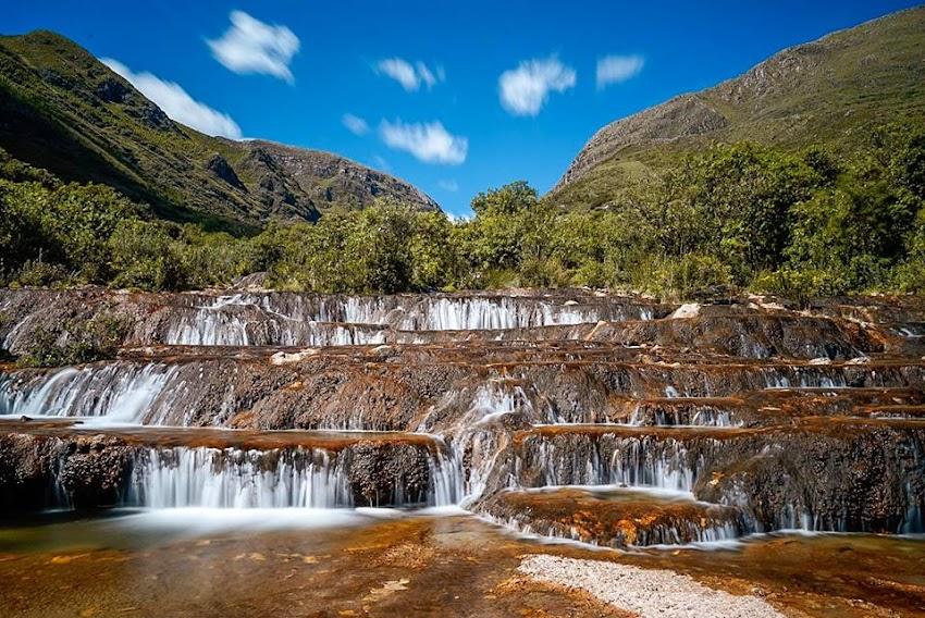 La Cascada de Cochicorral o Cochecorral de Cajabamba