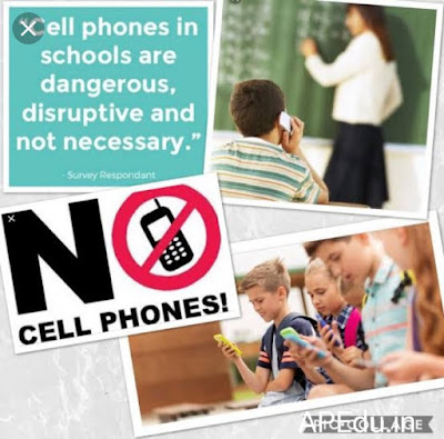 Do not use cell in classrooms  Kakinada RJD contingency checks in schools