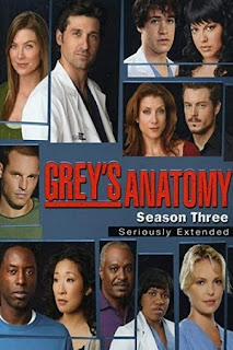 Grey's Anatomy S03 All Episode [Season 3] Complete Download 480p