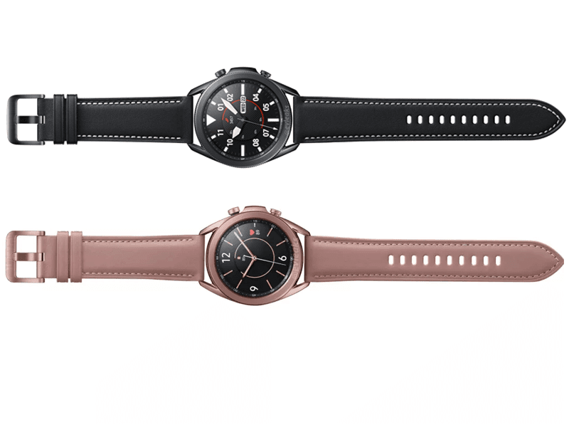Alleged Samsung Galaxy Watch3 in 41 and 45mm renders leaks