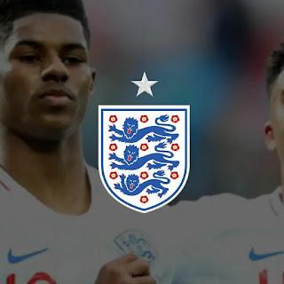 gambar logo timnas inggris untuk euro 2020