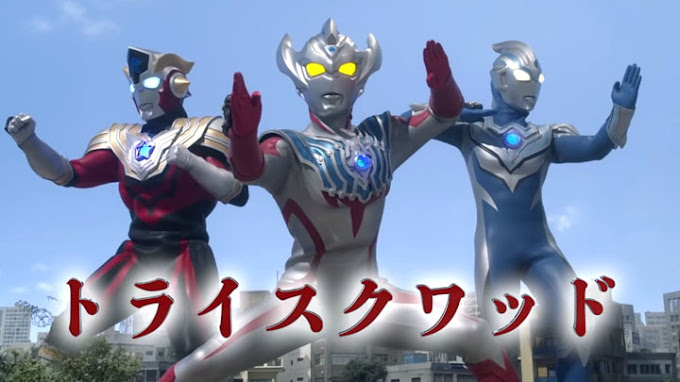 Streaming Ultraman Taiga Episode 0, Ultraman Taiga Story
