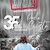 PADRE CRISTO COMEMORA 35 ANOS DE VIDA SACERDOTAL COM LIVE DIA 01 E 02 DE SETEMBRO