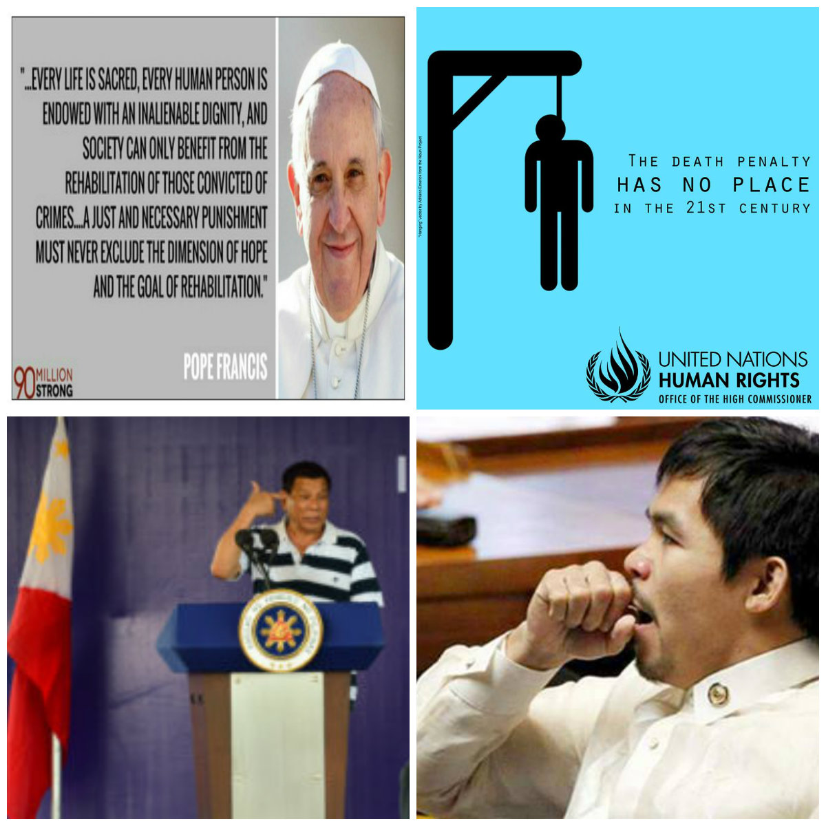 death penalty in the philippines pros and cons