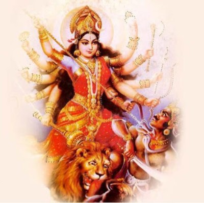 Hindu Goddess bhadra pic