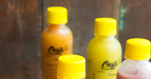 Oasis cold pressed juices