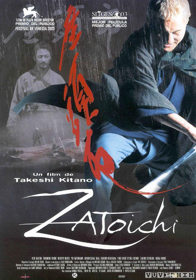 Kiếm Sĩ Mù - The Blind Swordsman: Zatoichi