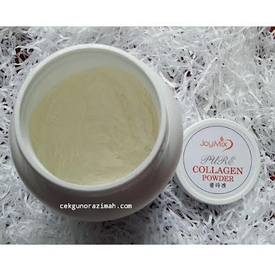 Joymix Pure Collagen Powder, review Joymix Pure Collagen Powder, collagen powder, kolagen terbaik, produk kolagen, collagen powder malaysia, joymix collagen review, joymix collagen tripeptide, joymix enterprise, joymix chia seed, joypremix, best collagen product in malaysia, meiji collagen powder malaysia