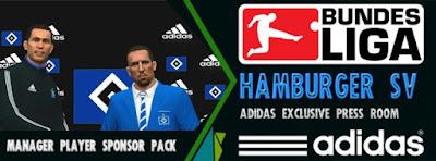 PES 2016 Hamburger SV MPS Adidas Edition by fifacana