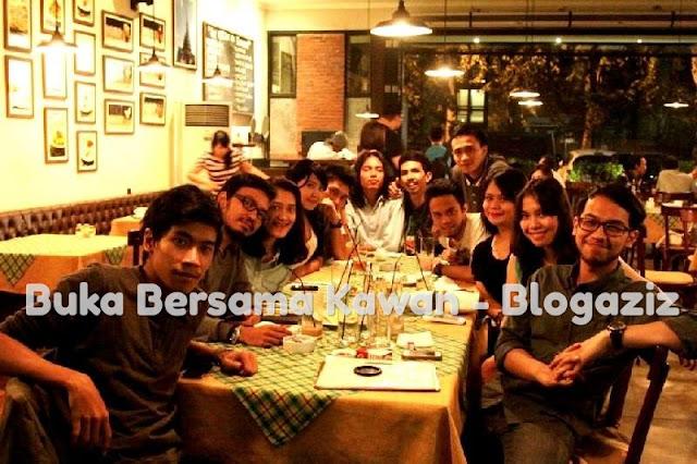 Contoh proposal buka bersama BukBer Ramadhan Terbaru