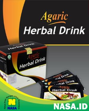 Agaric Herbal Drink 15 Sachet
