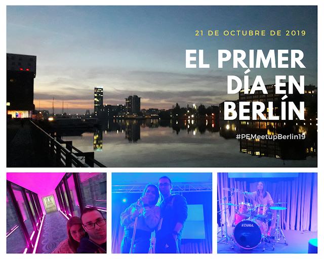 Berlín en un Día #PEMeetupBerlin19