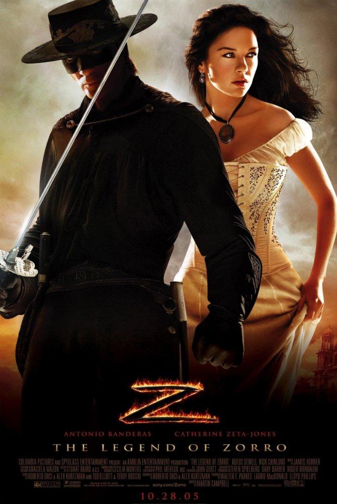 Xem Phim Huyền Thoại Zorro
